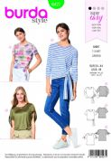 6427 Burda Pattern: Ladies Top